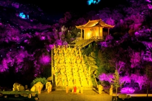 5月19日中国旅游日,舟山旅游门票免费