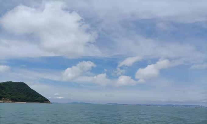 八月末舟山旅游攻略