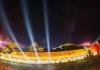 超酷!沙雕节光影视觉盛宴在朱家尖南沙上演