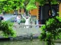 普陀山景区全域开放 寺院迎近万香游客