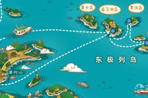 2021年清明节期间,东极岛、桃花岛航班来啦,朱家尖也可以前往