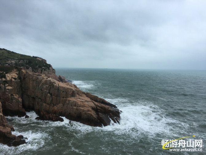岱山,嵊泗,枸杞岛,海是什么颜色?