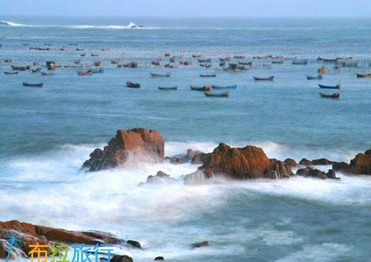 舟山枸杞岛比东极岛更东的碧海小岛
