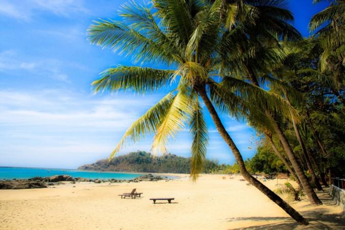 """世界海滩排名!缅甸""""Gapari海滩""""成为亚洲第一"""