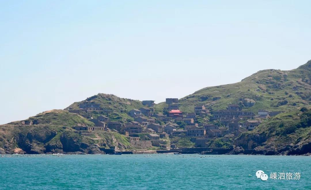 舟山嵊泗壁下岛,被遗忘的旅游宝地,下附攻略