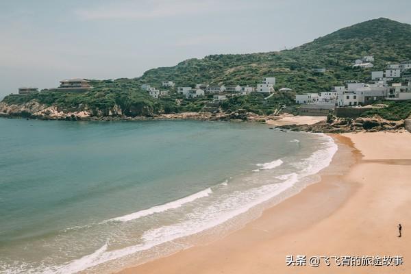 """浙江舟山群岛""""中国的圣托尼里"""",花鸟岛每天限两百位游客进入"""