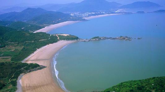 朱家尖朱乌线添彰显海岛特色的自然风景长廊