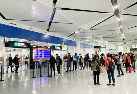 普陀山机场年客流量突破150万人次