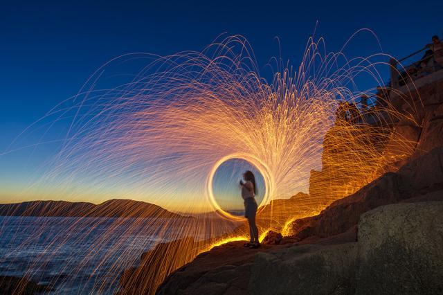 到爆火的东极岛,去看最美日出