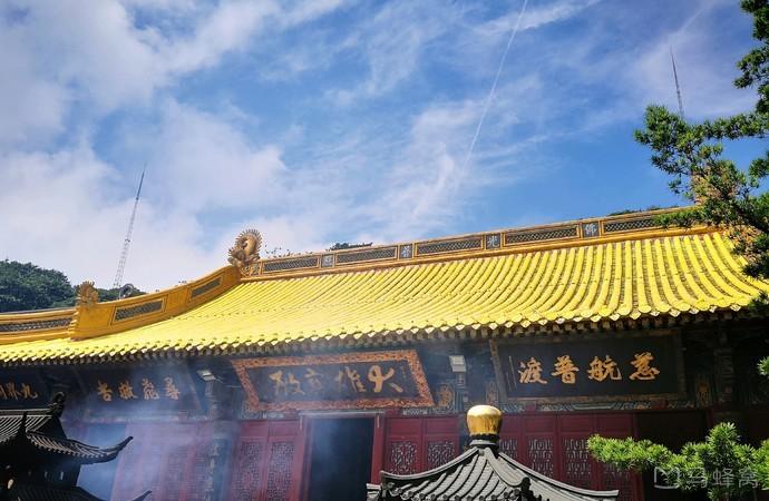 舟山普陀山寺庙开门了吗?可以进山了吗?