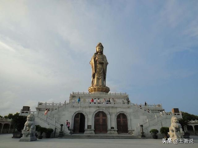 佛教胜地普陀山