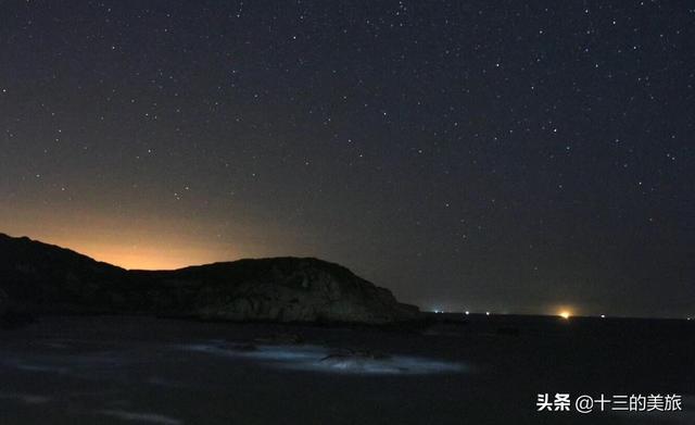 舟山旅游尚未深度开发的原始岛屿青浜岛