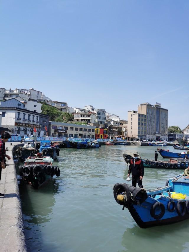 舟山旅游枸杞岛与嵊山岛旅游游记