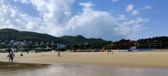 舟山旅游朱家尖两日游大海,沙滩,小岛