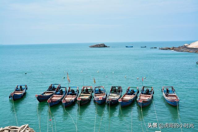浙江美如仙境的4个岛屿,舟山东极岛
