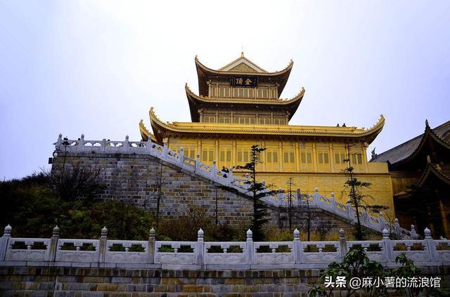 国内香火鼎盛的三大佛教名山,普陀山榜上有名