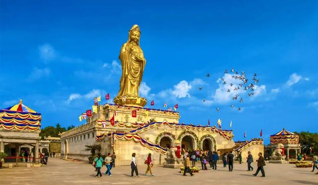 6月2日起普陀山寺庙恢复开放 沉睡已久的寺院再次苏醒