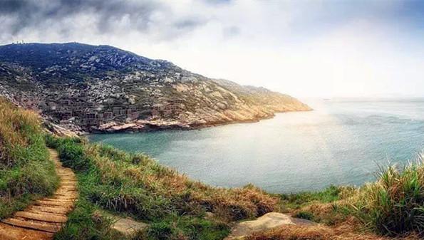 舟山旅游东极岛感受生命力勃发的盛夏