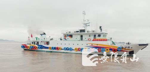 白沙至朱家尖樟州航线实施临时窗口售票制