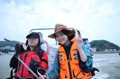 舟山新名片海洋运动旅游帆船运动