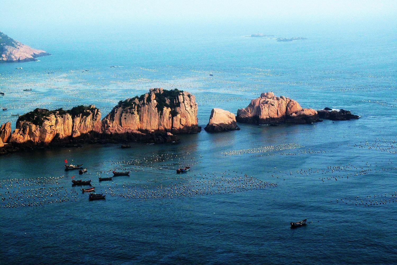 """唯一的国家级列岛风景名胜区,嵊泗列岛被称为""""海上仙山"""