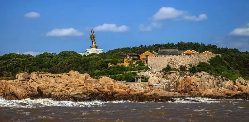 2020年舟山旅游惠民季来了!普陀山进山门票免费,出岛出省的旅游实惠