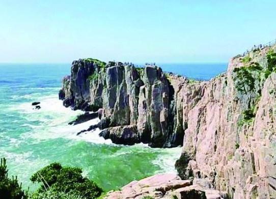 明年首个警察节舟山旅游嵊山岛将邀全国250名警察免费游