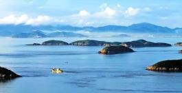 小长假大快朵颐去舟山岱山仙岛旅游,便宜海鲜吃到饱