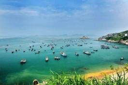 舟山旅游神仙海岛,景美性价比高,知道3个算我输