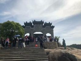 普陀山旅游-短姑圣迹
