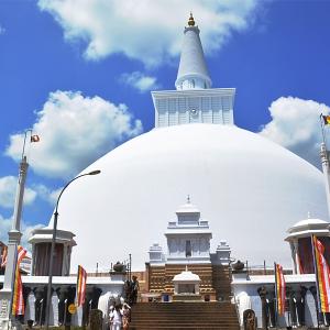 金色文化三角 斯里兰卡缅怀过去之城