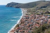希腊旅游莱斯沃斯岛,双面岛屿